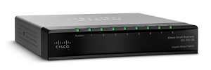 8-Port Gigabit Ethernet Switch Cisco SG200-08