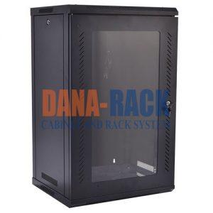 """Tủ mạng,Tủ Rack SYSTEM CABINET 15U-D1000 - Dana Rack 15U1000 - Mã sản phẩm: DANA RACK 15U800 - Kích thước thực: (HxWxD) H810xW550xD1000mm - Kiểu dáng: 4 bánh xe - Hệ thống cửa: Lưới / Mica - Phụ kiện: 1 x Fan 220v; Ổ điện 06 chấu chuẩn Đa dụng. - Màu sắc: Đen / Trắng -Tiêu chuẩn : Tương thích các thiết bị tiêu chuẩn 19"""" EIA-310D"""