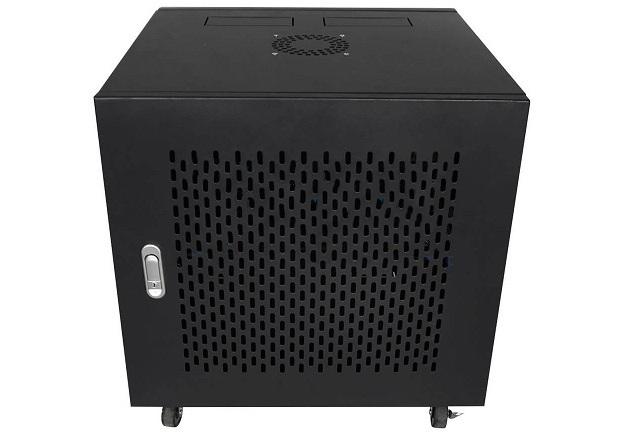 Tủ mạng , Tủ Rack Cabinet 10U-D400 Tower/Wallmount 10U D400