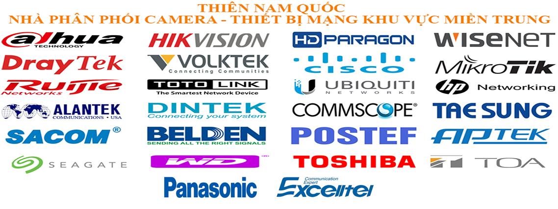 thiên nam quốc phân phối camera và thiết bị mạng đà nẵng